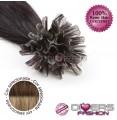 Extensões de queratina cabelo liso cor CALIFORNIANA Nº6/16