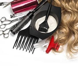 Acessórios cabeleireiro