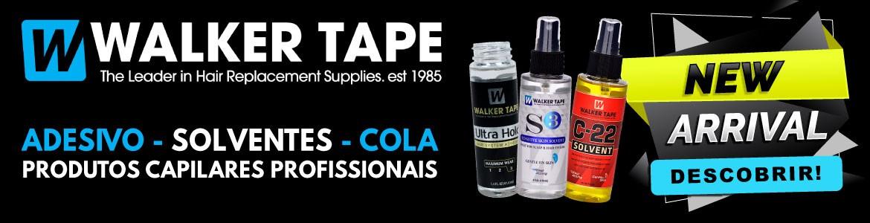 Nova chegada cola solvente walker tape produtos capilares